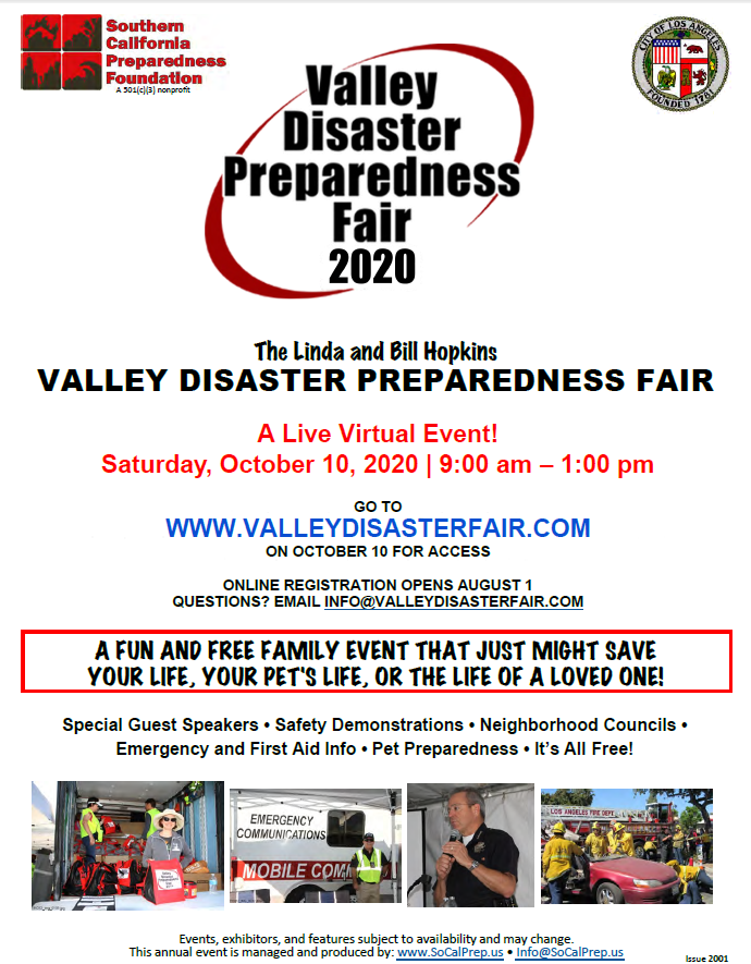 Disaster Preparedness Fair